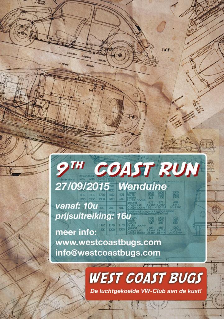 9th West Coast Run