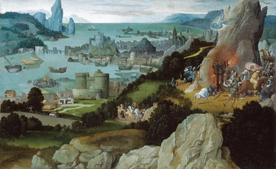 聖カタリナの車輪の奇跡