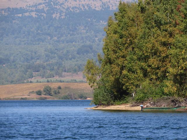 Vlasinsko jezero / Dugi Del