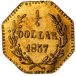 Period Three back-dated BG-1301A California Gold