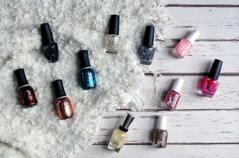favourite-layering-nail-polishes-glitter-rottenotter-rotten-otter-blog