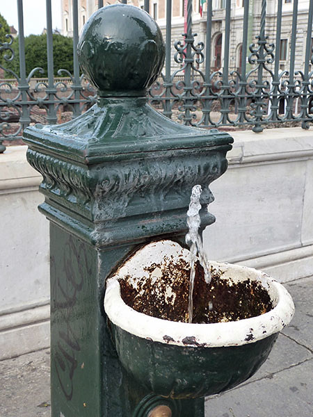 mignonne fontaine