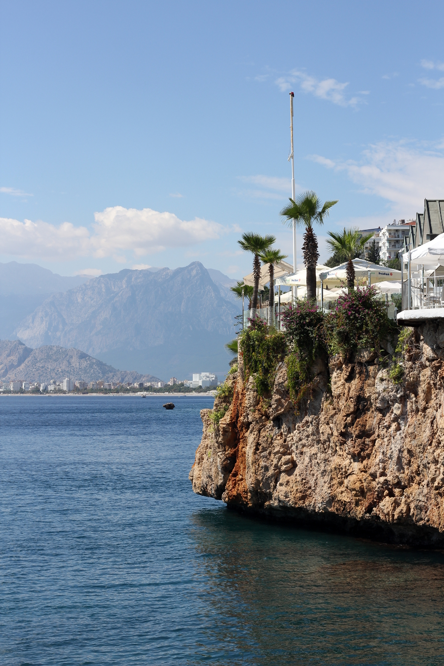 antalya urlaub holiday travel hafen yacht