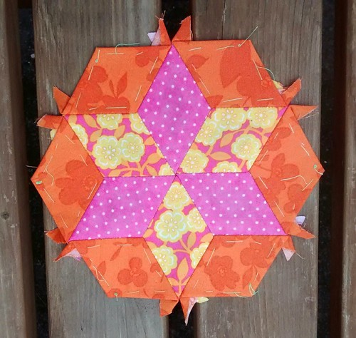 Hexagon star number 26