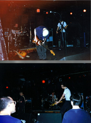 Lorelei, Black Cat, May 1996.