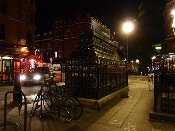 foley street