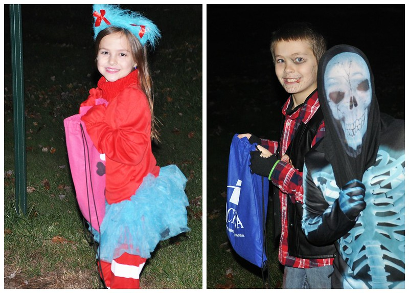 Trick or Treating 2015