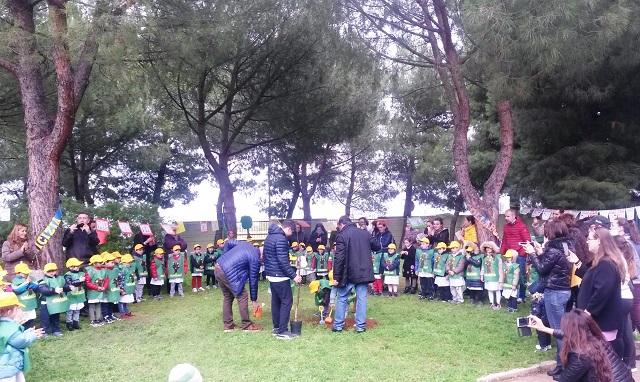 Noicattaro. Festa dell'Albero 2015 Sabin intero
