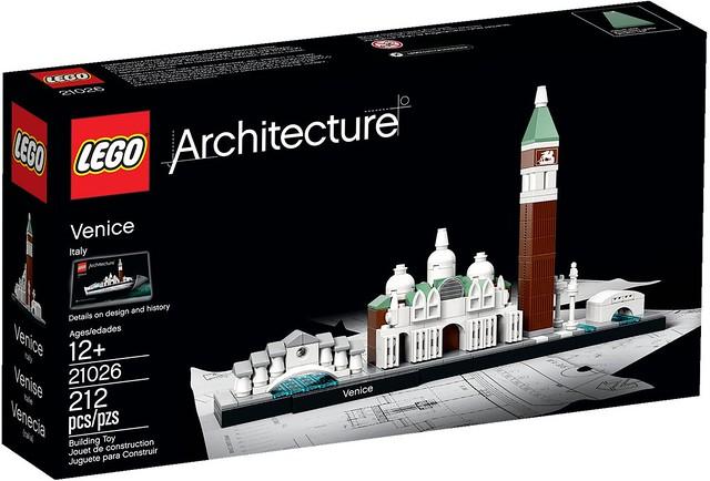 LEGO Architecture 21026 - Venice