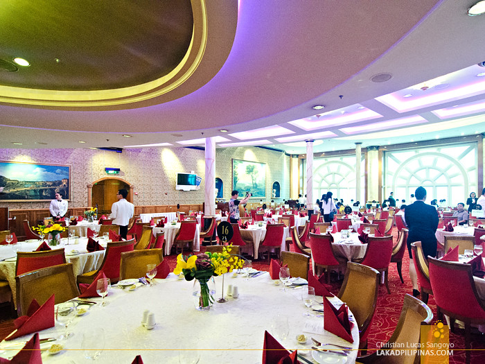 Star Cruises Superstar Virgo Cruise Restaurant
