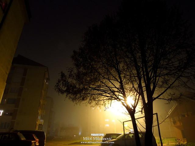 Magla u Prokuplju
