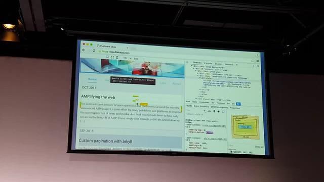 Chrome WYSIWYG DevTools