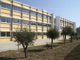 Casamassima- edilizia scolasticaL'Istituto Alberghiero Majorana (1)