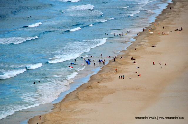 Tallebudgera Beach Gold Coast