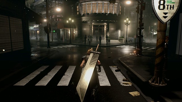 Final Fantasy VII Remake, Image 01