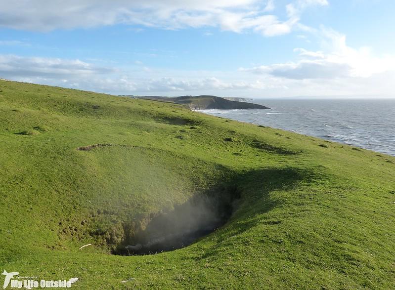 P1160879 - Blowhole, Glamorgan Heritage Coast