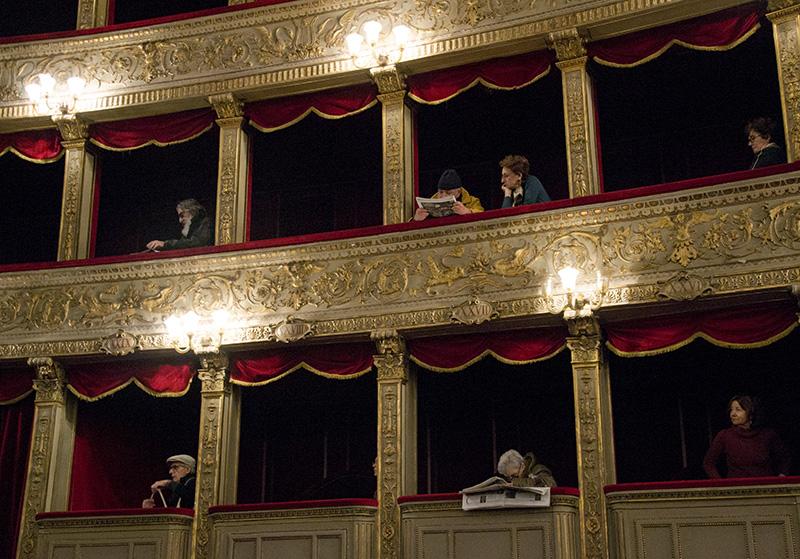 Rome Teatro Argentina