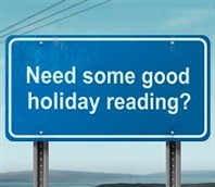Need some good holiday reading?
