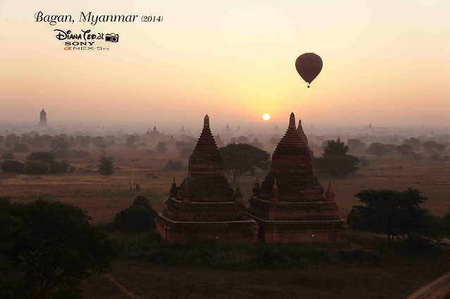 Bagan Sunrise 05