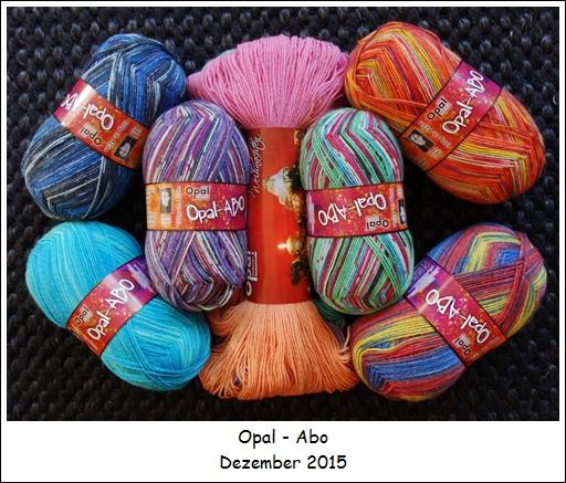 Opal - Abo Dezember 2015