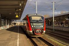 642 165 Braunschweig Hbf
