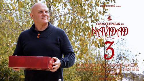 """cortometraje """"Cosas que pasan en Navidad 3"""" (2015)"""