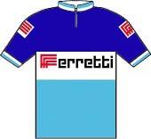 Ferretti - Giro d'Italia 1969