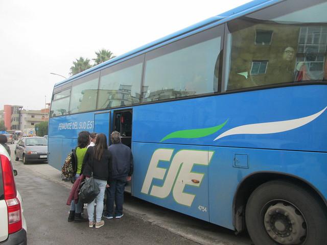 autobus pendolari fse