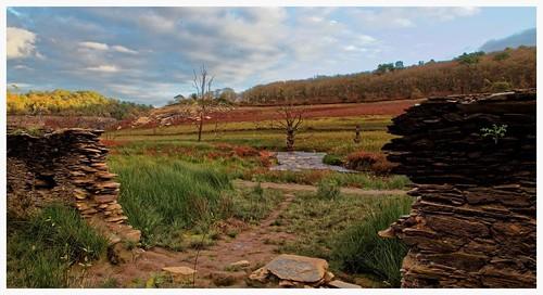 bretagne morbihan guerledan paysage landscape nature murdebretagne lacasseche