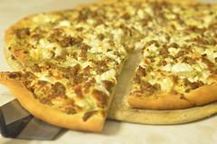 """""""Greek"""" Pizza"""