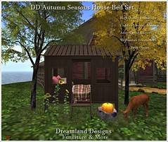 DD Autumn Seasons House Bed Set Adult_001Vendor