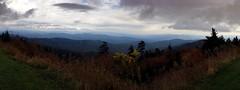 Panoramic at Clingman's Dome