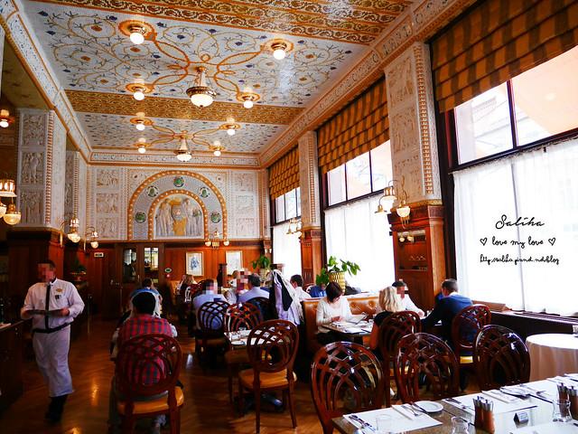 布拉格Cafe Imperial 帝國咖啡館 世界最美十大咖啡館 (32)