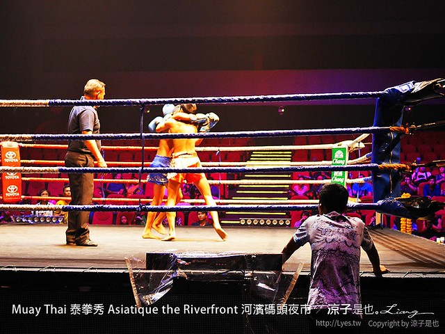 Muay Thai 泰拳秀 Asiatique the Riverfront 河濱碼頭夜市 23