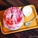 草莓天然冰