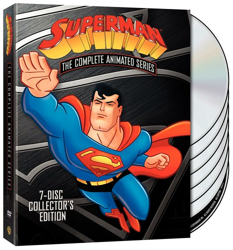 Superman The Animated Series (1996-2000, 54odc) cover