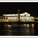 Saint-Petersbourg - La nuit