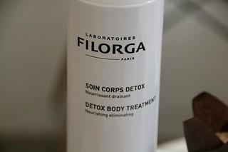 flacon Filorga Soin Corps Détox