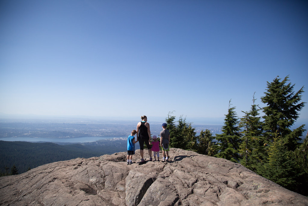 What are the best hikes in the Lower Mainland in B.C.? Included are some great family-friendly ones.