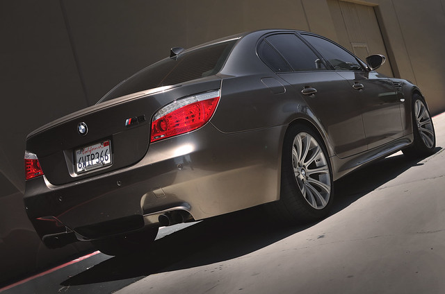 Image of BMW M5 (E60)