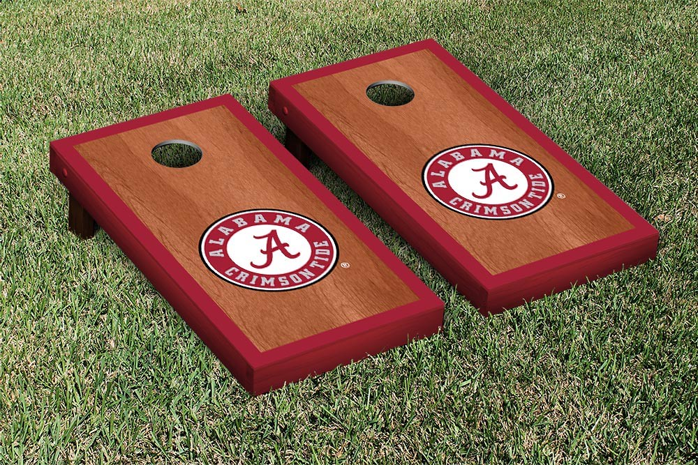 Alabama Crimson Tide Rosewood Border 1