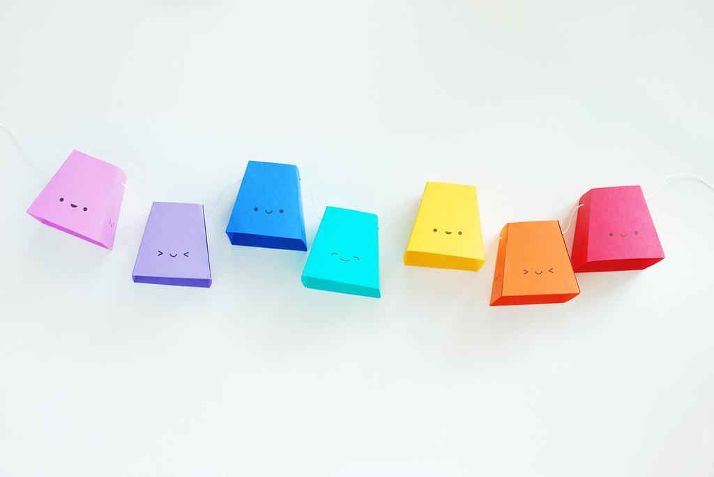 Printable Tumbler Lanterns