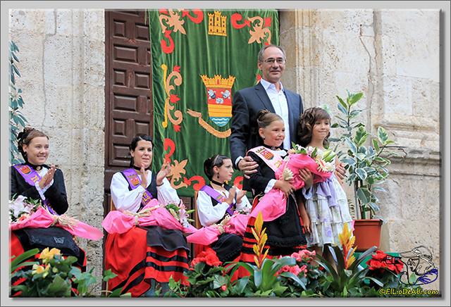 Briviesca en Fiestas 2.015 Proclamación de las Reinas y lectura del Pregón (20)