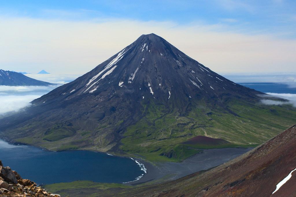 Geology is Beautiful: Cleveland Volcano, Chuginadak Island ...