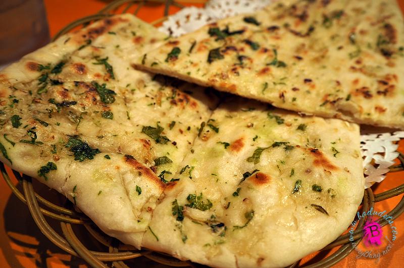 garlic naan ebenezeers