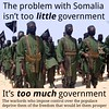 Somalia has TOO MUCH Government by KAZVorpal