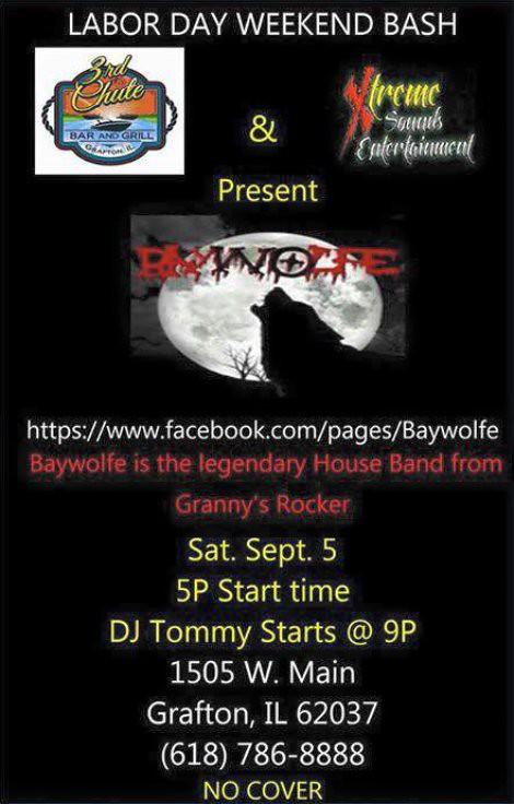 Baywolfe 9-5-15