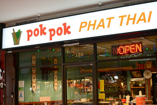 Pok Pok Phat Thai - Chinatown - Los Angeles