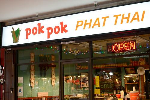 Pok Pok Phat Thai - Chinatown - Los Angeles