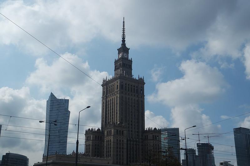Palacio de la Cultura y la Ciencia de Varsovia